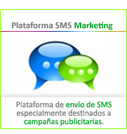 Plataforma SMS Marketing
